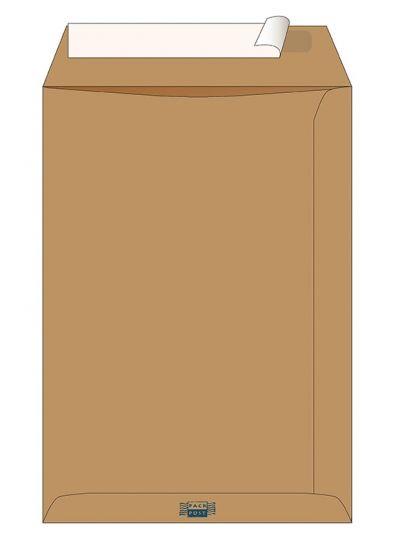Пакет С5 крафт ф.160*230мм стрип