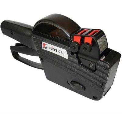 «Blitz C20» Этикет-пистолет двухстрочный