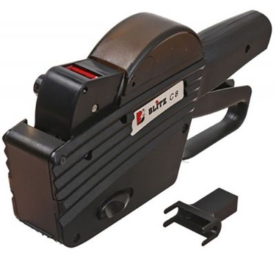 BLITZ С8 этикет-пистолет (однострочный)