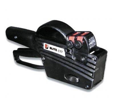 BLITZ С17 этикет-пистолет (двухстрочный)