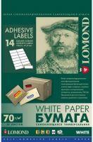 Самоклеящаяся бумага универсальная 14 дел 105x41 А4